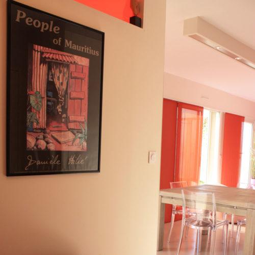 Duplex contemporain et coloré -La Baule-Rénovation - Architecture et décoration d'intérieur Stéphanie Perroin